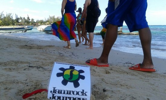 Falmouth, Jamaika: Welcome to The Jamrock Family!