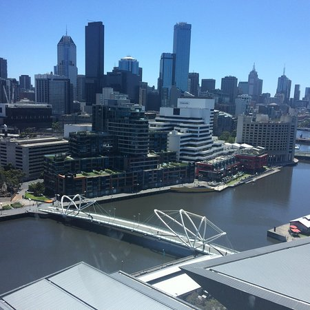 Pan Pacific Melbourne: Best views in Melbourne