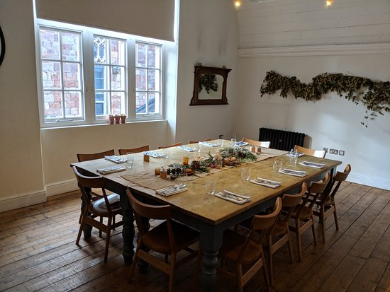 River cottage canteen bristol restaurant reviews phone for Best private dining rooms bristol
