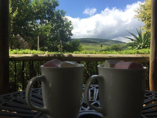 ซาบี, แอฟริกาใต้: Yummy Coffee