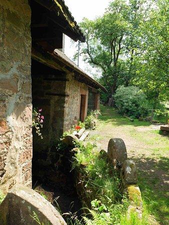 Seelbach, Tyskland: Die Hammerschmiede Aussen
