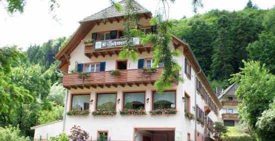 Seelbach, Tyskland: Gasthaus Schwert von Vorne