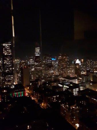 InterContinental Mark Hopkins San Francisco: Вид с самой высокой точки отеля