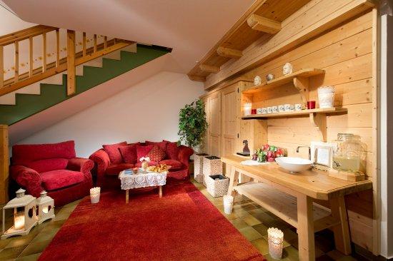 St.Lorenzen, Oostenrijk: Teeecke