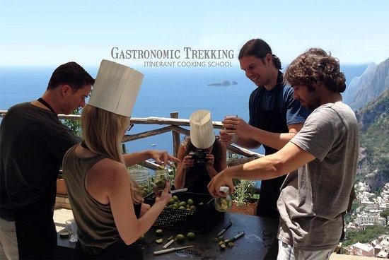Gastronomic Trekking
