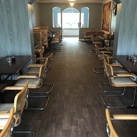 Yeadon, UK: Trawlers catch fish & chips restaurant  Opening time  Thursday Friday 11:30 to13:00 Saturday Sun
