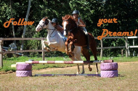Sunrise Ranch: Follow your Dreams!