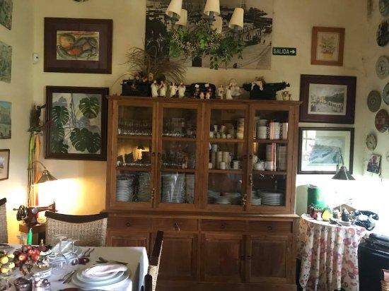 Decoraci n interior obr zok restaurante el biso - Decoracion tenerife ...