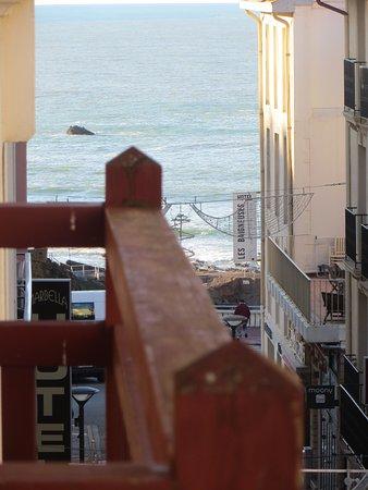 Hotel Palym: vue sur la mer
