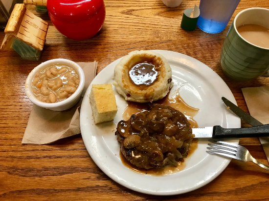 Christiana, TN: Salisbury Steak