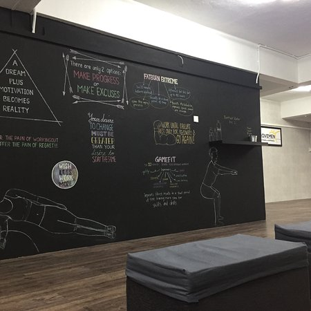 The Movement Fitness Studio