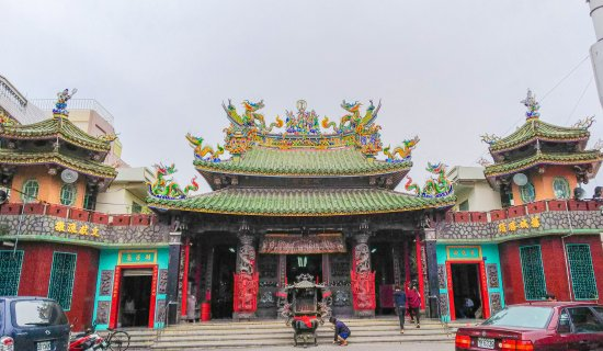 Feng Yi Jiu Cheng Chenghuang Miao