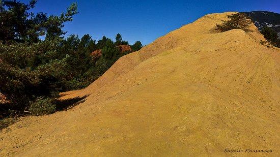 Le Colorado Provençal de Rustrel (Luberon)