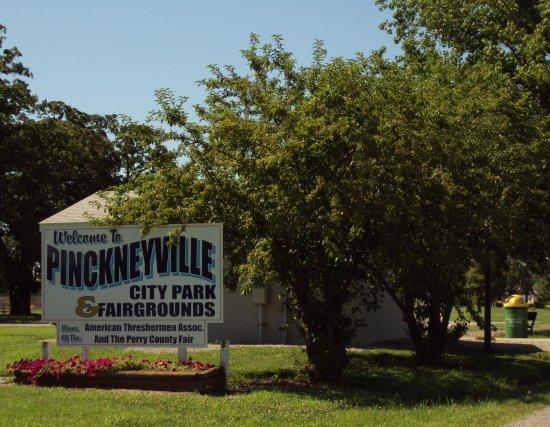 Pinckneyville City Park & Pool