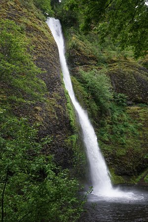 Columbia River Gorge: Horsetail Falls
