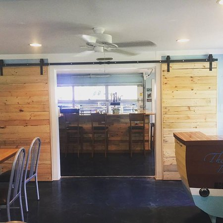 The Bent Rod Dining Room Into Bar