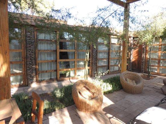 Lodge Andino Terrantai Foto