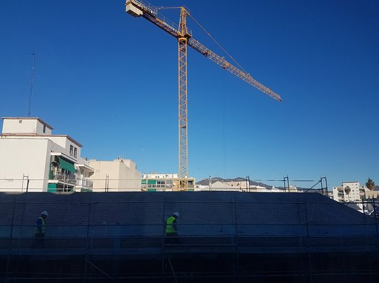 Ibis budget Malaga Centro: 20180115_094620_large.jpg