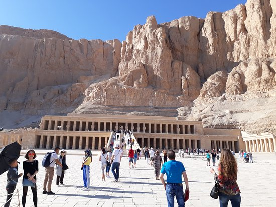 Luxor-Tempel: Луксор