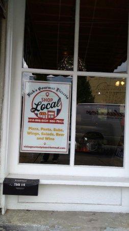 Reynoldsburg, OH: Vick's Gourmet Pizza