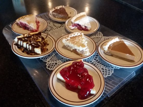 Lomira, WI: Homemade Pies, Cheesecakes and Tortes