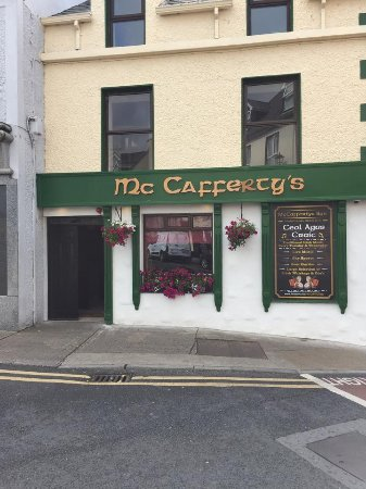 McCaffertys Donegal Town