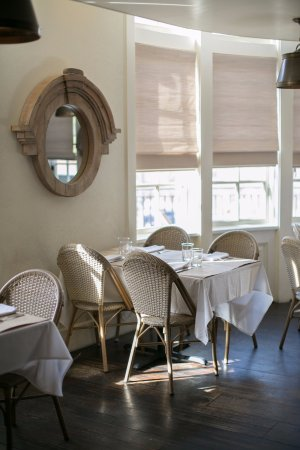 Palmetto, GA: Dining room at The Hill