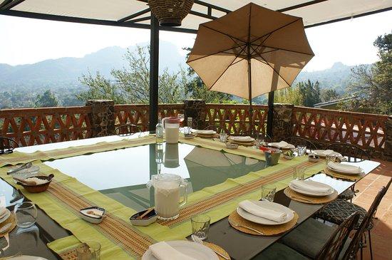 La Villa Bonita Culinary Vacation: Roof Top Dining