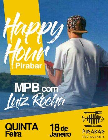 Piraju, SP: Happy Hour