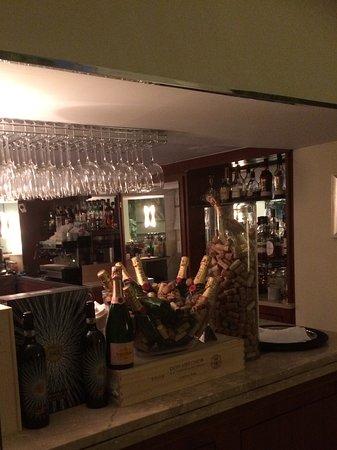 My City Hotel Tallinn: Restaurant & Bar Mix downstairs