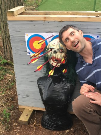 Insight Activities Zombie Shooting With Crossbows