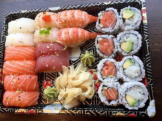Sushi Tønsberg