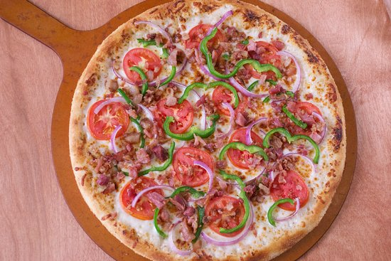Brooksville, KY: Signature Ranch Pizza