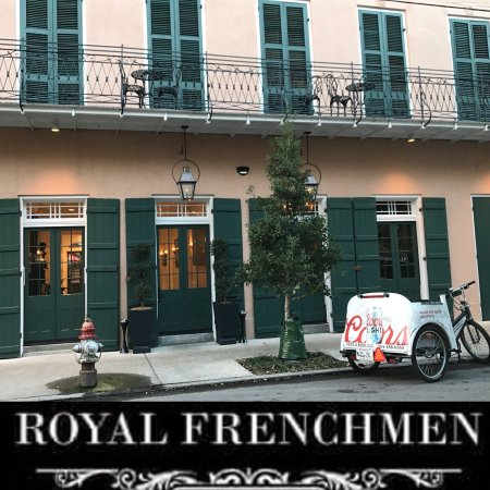 The Frenchman Hotel New Orleans