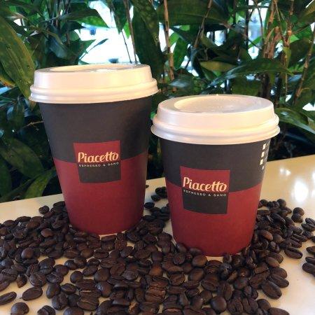 Falun, İsveç: Piacetto Espresso