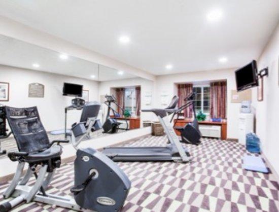 Olean, NY: Fitness Room