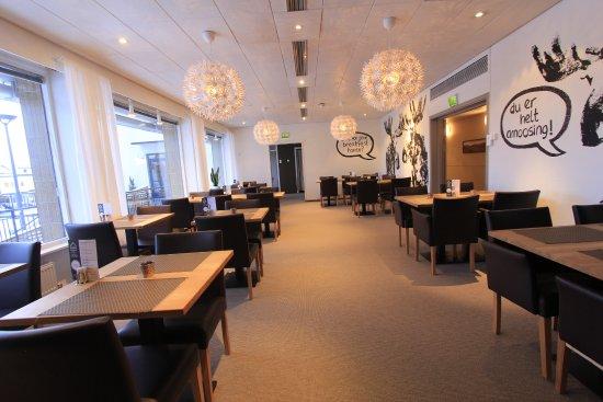 Bardufoss, นอร์เวย์: Spisestuen