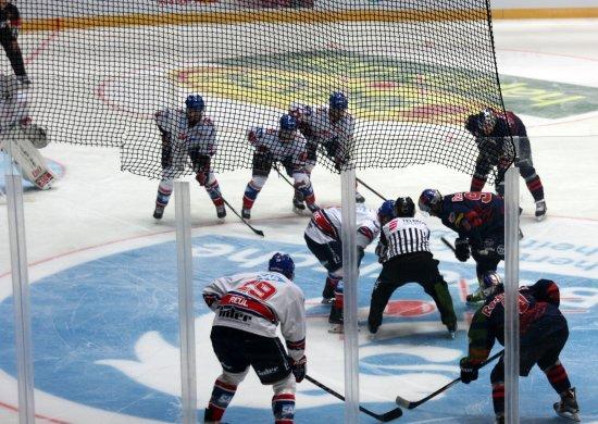 """Olympiapark: """"Hockey Halleluja"""" in der Olympiahalle"""