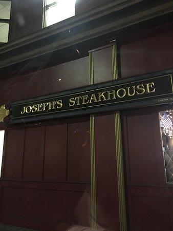 Joseph's Steakhouse: Josephs