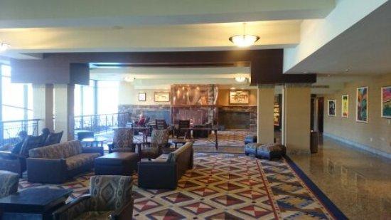 Mescalero, NM: Reception Area