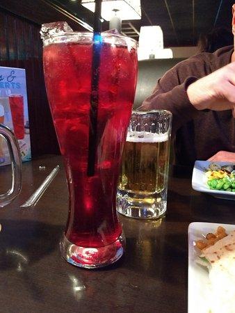 Cottondale, AL: Large red sangria