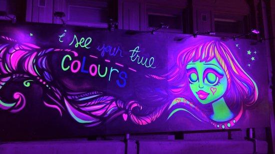 neon colors picture of lux helsinki helsinki tripadvisor