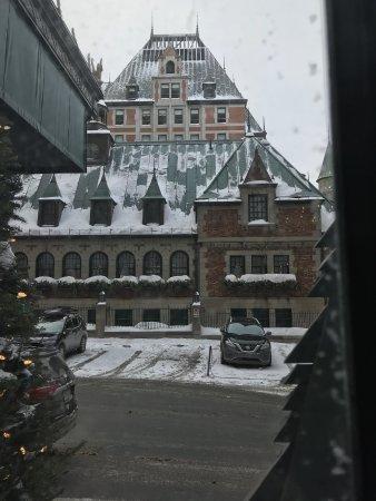 Fairmont Le Chateau Frontenac: The grant hotel