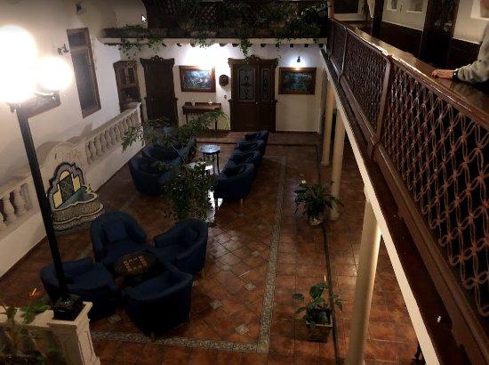 Hotel Mi Solar: Lobby