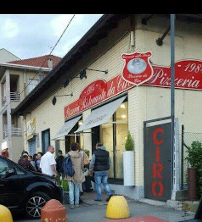 Mappano, Italien: Da Ciro