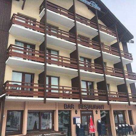 Hotel Restaurant Le Chardon Bleu Risoul