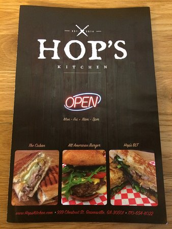 Hop's Kitchen