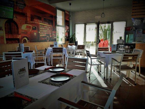 Villafranca de los Barros, Ισπανία: comedor