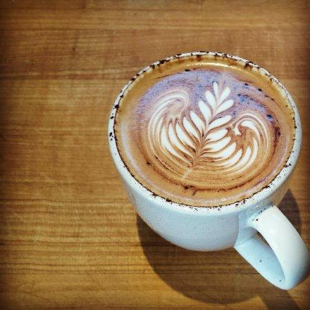 Edmonds, WA: We love lattes!