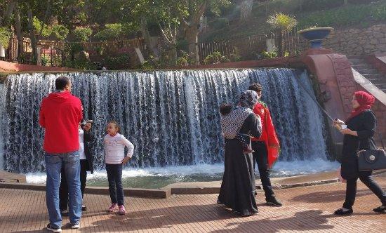 Beni Mellal, Μαρόκο: the cascade
